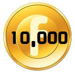 10K FanCoins Badge